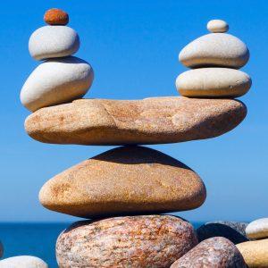 אבנים מאוזנות